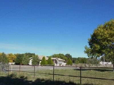 Valencia County Single Family Home For Sale: 18 Camino Manzana
