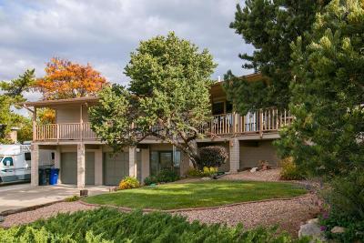 Single Family Home For Sale: 13125 Montgomery Boulevard NE