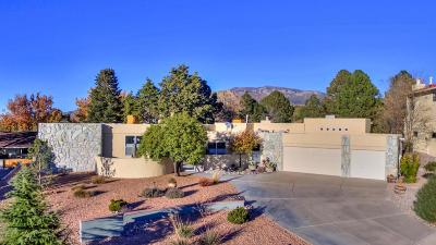 Albuquerque Single Family Home For Sale: 1624 Soplo Road SE