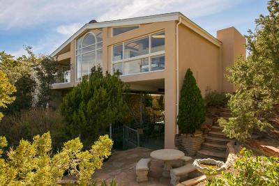 Albuquerque Single Family Home For Sale: 907 Warm Sands Drive SE