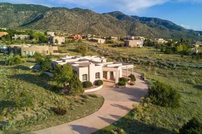 Single Family Home For Sale: 6223 Fringe Sage Court NE