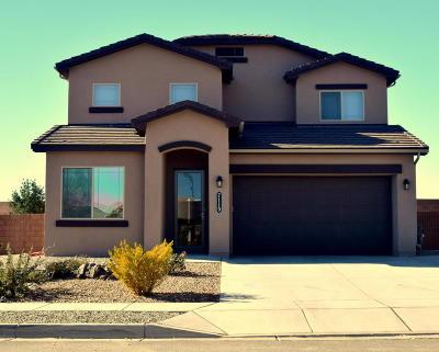 Rio Rancho Single Family Home For Sale: 7119 Wrangell Loop NE