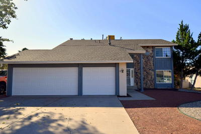 Single Family Home For Sale: 6604 Christy Avenue NE