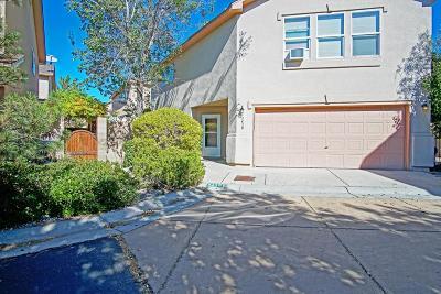Albuquerque Single Family Home For Sale: 3430 Mountainside Parkway NE