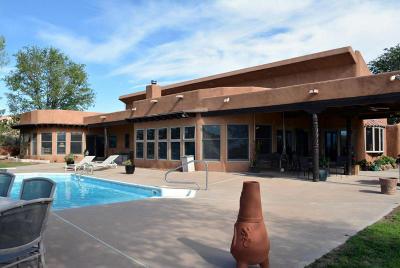 Rio Rancho Single Family Home For Sale: 1825 Asturia Court NE