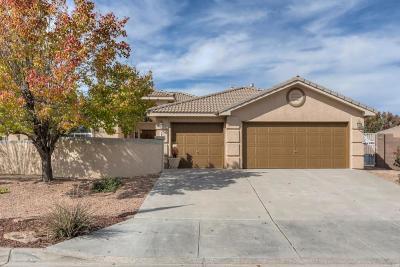 Single Family Home For Sale: 2365 Manzano Loop NE