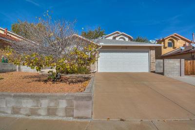 Albuquerque Single Family Home For Sale: 6609 Carney Avenue NW