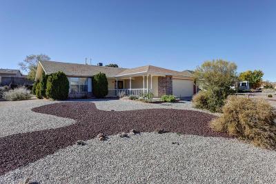Albuquerque, Rio Rancho Single Family Home For Sale: 2513 Twin Buttes Drive NE
