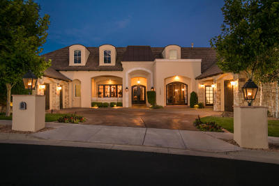 Albuquerque Single Family Home For Sale: 11808 Zinfandel Avenue NE