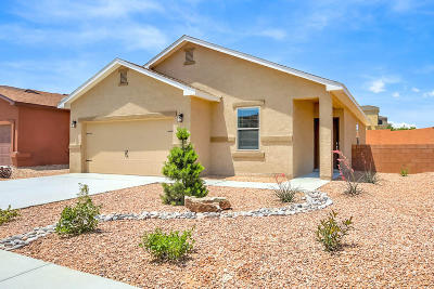 Albuquerque NM Single Family Home For Sale: $179,900