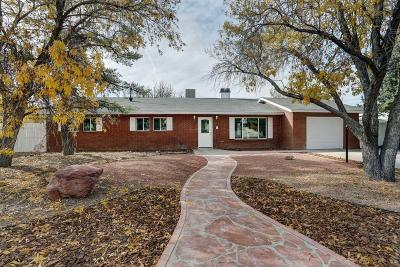 Rio Rancho Single Family Home For Sale: 4110 La Colorada Court SE