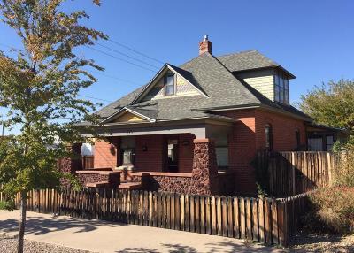 Albuquerque Single Family Home For Sale: 115 Elm Street NE