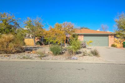 Albuquerque, Rio Rancho Single Family Home For Sale: 6063 Jack Rabbit Road NE