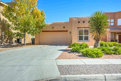 Albuquerque, Rio Rancho Single Family Home For Sale: 56 Willow Trace Court SE
