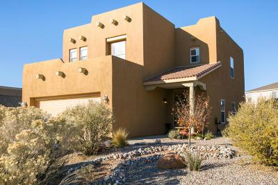 Albuquerque, Rio Rancho Single Family Home For Sale: 5592 Gladstone Drive NE