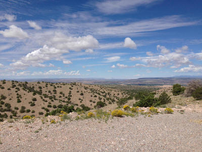 Placitas Residential Lots & Land For Sale: Antonito