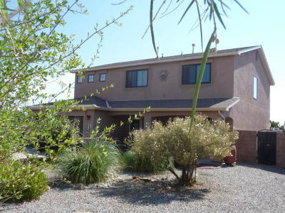 Albuquerque, Rio Rancho Single Family Home For Sale: 3318 Oldenburg Road NE