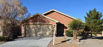Albuquerque Single Family Home For Sale: 7909 Carrizo Road NW