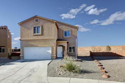Albuquerque, Rio Rancho Single Family Home For Sale: 2757 Wilder Loop NE
