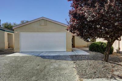 Albuquerque, Rio Rancho Single Family Home For Sale: 1728 Lee Loop NE