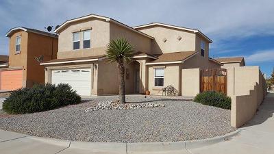 Albuquerque, Rio Rancho Single Family Home For Sale: 5751 Cibola Drive NE