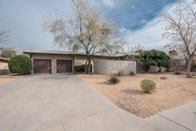 Albuquerque NM Single Family Home For Sale: $359,000