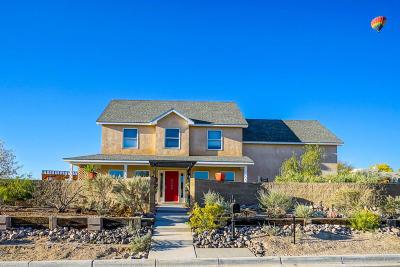 Albuquerque, Rio Rancho Single Family Home For Sale: 5300 Alberta Avenue NE