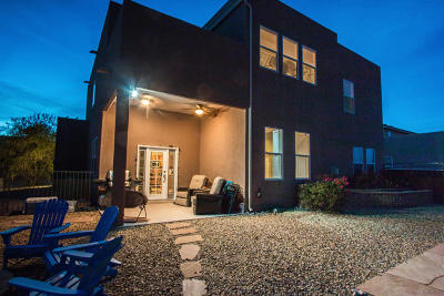 Albuquerque, Rio Rancho Single Family Home For Sale: 5404 Sandoval Drive NE