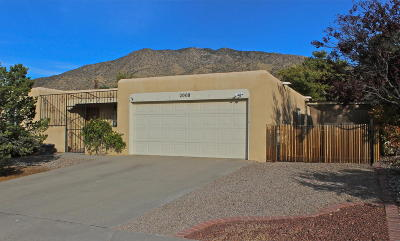 Albuquerque Single Family Home For Sale: 2008 Father Sky Street NE