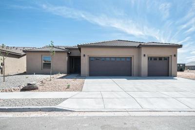 Albuquerque, Rio Rancho Single Family Home For Sale: 7318 Kodiak Road NE