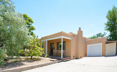 Albuquerque Single Family Home For Sale: 2622 Kathryn Avenue SE