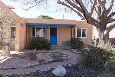 Albuquerque Single Family Home For Sale: 419 Quincy Street NE