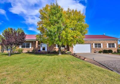Valencia County Single Family Home For Sale: 01 Bonnie Street