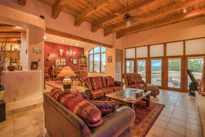 Placitas Single Family Home For Sale: 25 First Mesa Court