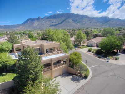 Albuquerque Single Family Home For Sale: 7301 New Dawn Court NE