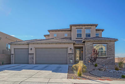 Albuquerque, Rio Rancho Single Family Home For Sale: 2802 Cipres Lane SE