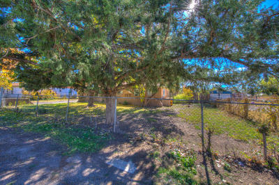 Albuquerque Single Family Home For Sale: 2024 Le Avenue SW