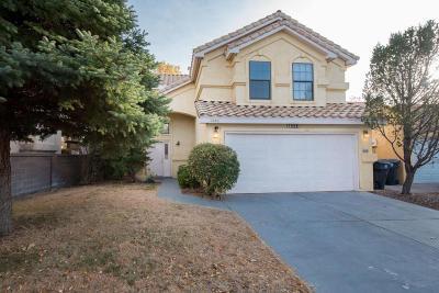Albuquerque Single Family Home For Sale: 7608 William Moyers Avenue NE