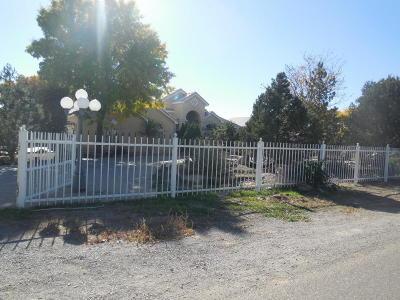 Albuquerque Single Family Home For Sale: 530 Camino Del Bosque NW