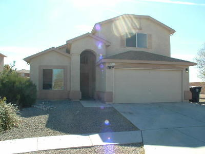 Albuquerque Single Family Home For Sale: 8164 Long Mesa Place NW