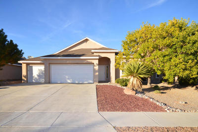 Rio Rancho Single Family Home For Sale: 2105 Ensenada Circle SE
