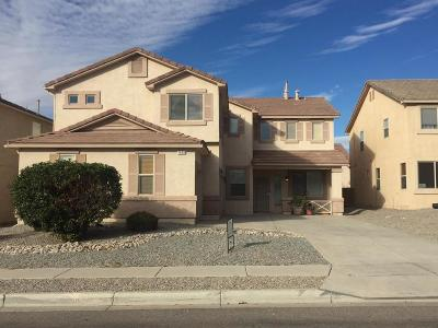Albuquerque, Rio Rancho Single Family Home For Sale: 1409 Ducale Drive SE
