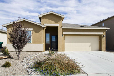 Rio Rancho Single Family Home For Sale: 1918 Goldenflare Loop NE