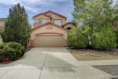 Rio Rancho Single Family Home For Sale: 1137 Toscana Drive SE