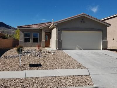 Valencia County Single Family Home For Sale: 721 Creekside Avenue SW