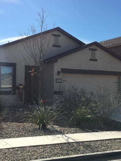 Albuquerque, Rio Rancho Single Family Home For Sale: 84 El Camino Loop NW