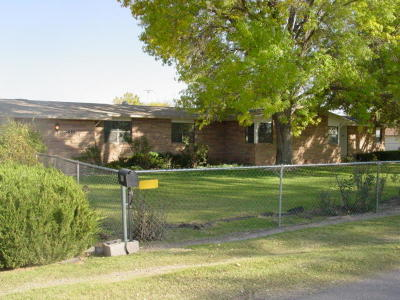 Valencia County Single Family Home For Sale: 2690 McNew Road