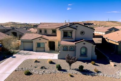 Rio Rancho NM Single Family Home For Sale: $350,000