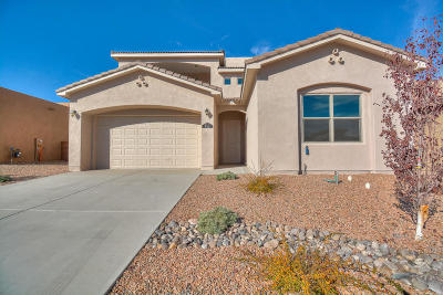 Bernalillo Single Family Home For Sale: 917 Palo Alto Court