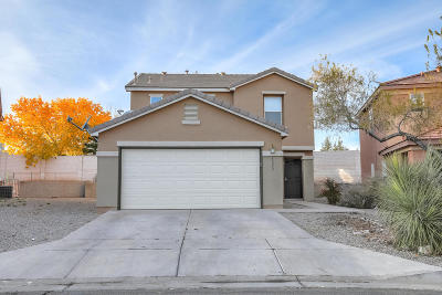 Rio Rancho Single Family Home For Sale: 3373 Marino Drive SE
